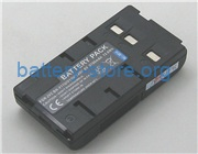 New discount battery for PANASONIC HHR-V214A K camcorder  from battery-store.org